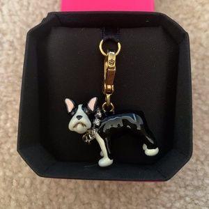 Juicy Couture Bulldog Charm